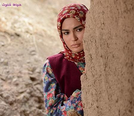 شیوا طاهری در سریال گذر از رنج ها