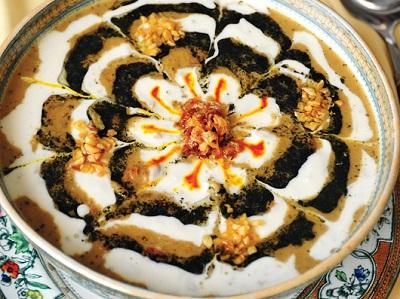 طرز تهیه آش بادمجان ، غذای سنتی ملایر  