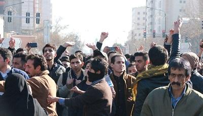 اعتراضات مشهد به گرانی