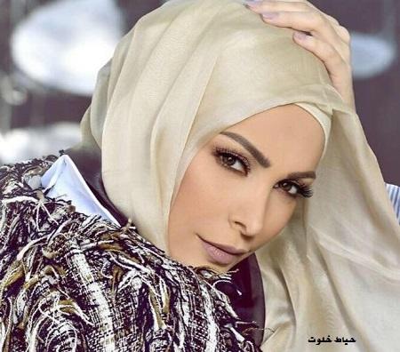 امل حجازی , خواننده معروف لبنانی