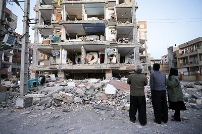 مقاومت ساختمان در برابر زلزله