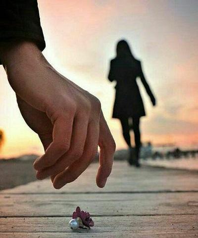 چگونه کسی که عاشقش بودیم را فراموش کنیم؟