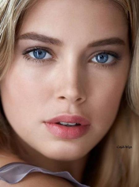 بیوگرافی و عکس های مدل زیبای هلندی داوتزن کروس