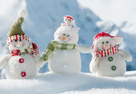 پروفایل برف و زمستان