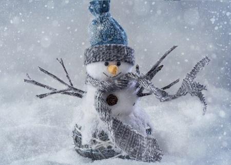 عکس پروفایل با موضوع زمستان و برف