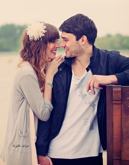 عکس عاشقانه شاد و جدید
