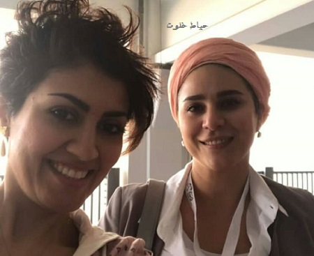 سحر دولتشاهی در جشنواره فیلم دبی
