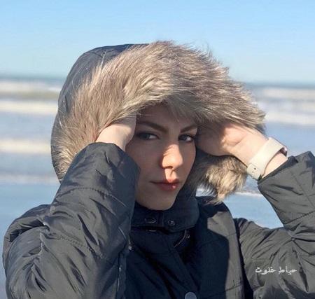 عکس جدید محیا اسناوندی