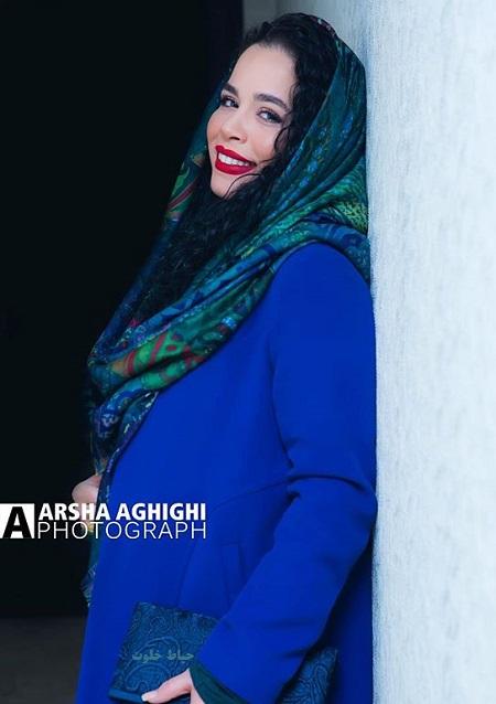 عکس جدید ملیکا شریفی نیا