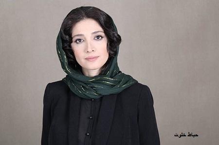 عکس جدید مینا ساداتی