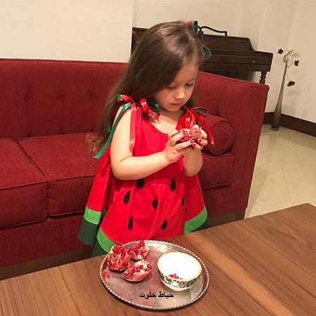 دختر شاهرخ استخری