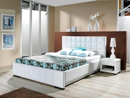 تخت خواب دو نفره رمانتیک