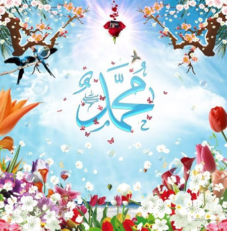 پروفایل ولادت حضرت محمد, یا محمد