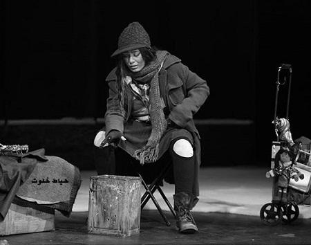 سحر قریشی در نمایش لامبورگینی ۲
