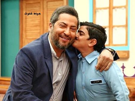 امیر محمد متقیان با انتشار این عکس تولد مهرداد میناوند را تبریک گفت