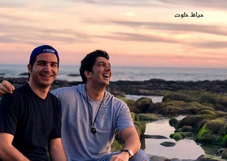 محسن یگانه و فرزاد فرزین