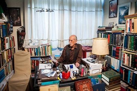 داریوش اسدزاده عزیز بازیگر پیشکسوت سینما و تلویزیون