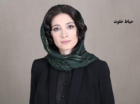 عکس اینستاگرامی مینا ساداتی