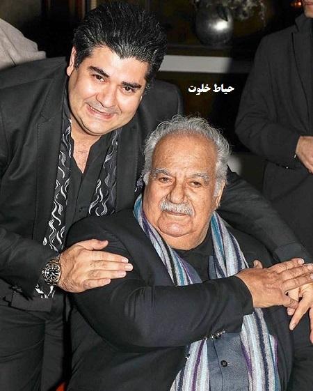 ناصر ملک مطیعی و سالار عقیلی
