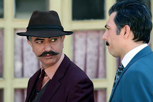 محمدرضا هدایتی در سریال آشوب