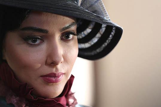 لیلا اوتادی در سریال آشوب