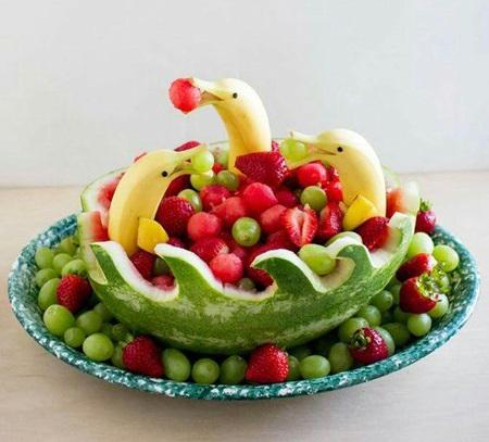 میوه آرایی مخصوص شب یلدا