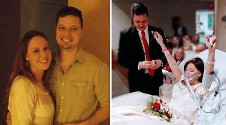 زوج عاشقی که زندگی مشترکشان فقط ۱۸ ساعت طول کشید