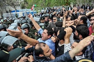 یک مکان در تهران برای تجمعات اعتراضی