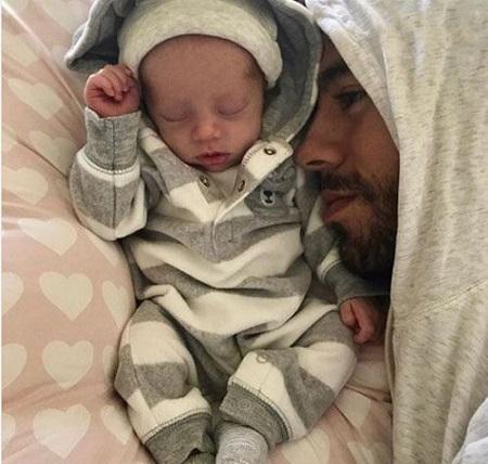 انریکه و پسرش