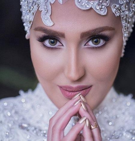 زهره فکورصبور , مدل عروس