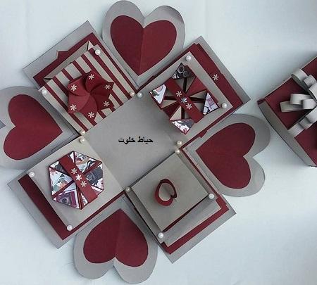 جعبه سورپرایز , هدیه ولنتاین
