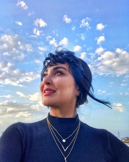 عکس جدید مریم معصومی