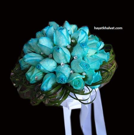 شیک ترین مدل های دسته گل عروس