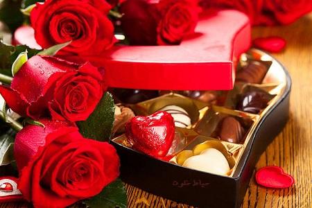 عکس تبریک روز عشق