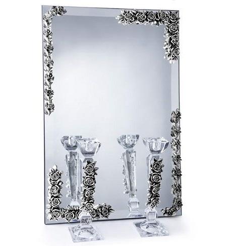 مدل های آیینه و شمعدان عروسی