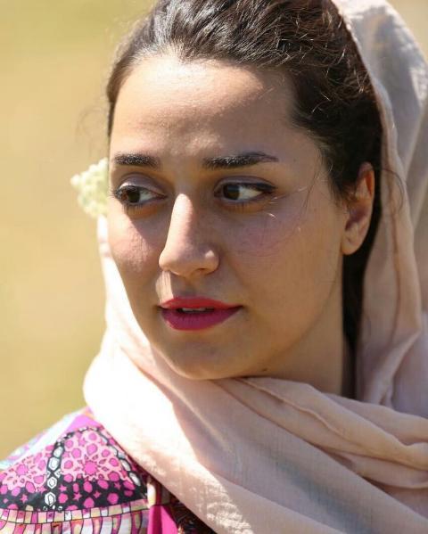 همسر امیر کاظمی
