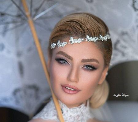 آرایش عروس زیبا و جدید