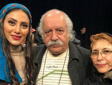 مونا فرجاد , بهزاد فراهانی