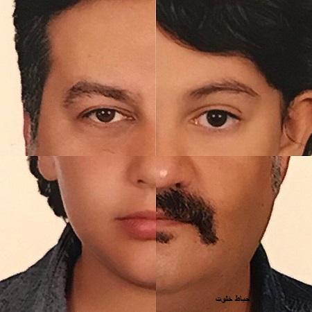 مهراب قاسم خانی و پسرش