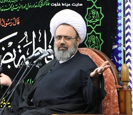 ممنوع المنبر شدن حجت الاسلام مهدی داشمند به دلیل سخنرانی هایش