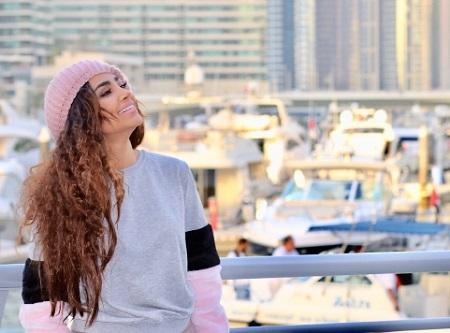 الهام عرب در دبی