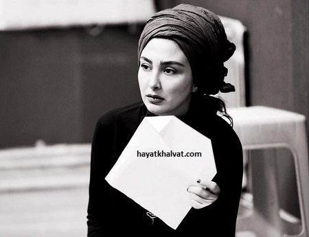 عکس سیاه و سفید مریم معصومی