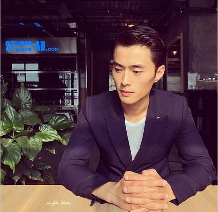 جذاب ترین مردان دنیا ,مرد چینی
