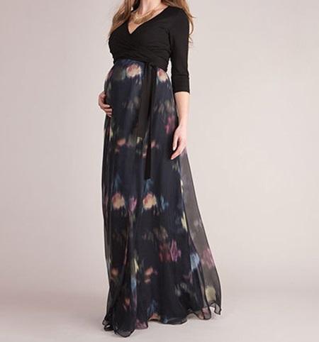 عکس مدل لباس حاملگی