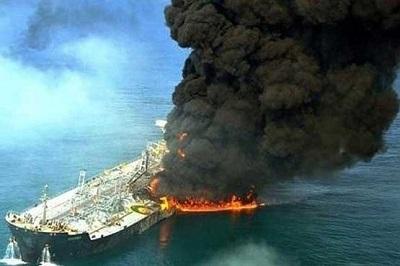 غرق شدن کشتی سانچی