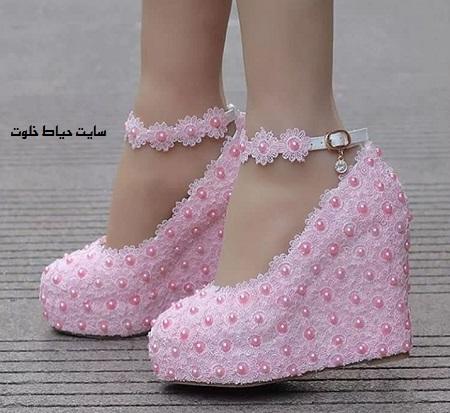 زیباترین مدل کفش پاشنه بلند زنانه