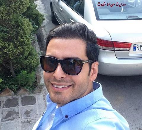 بیوگرافی و عکس های احمد پور خوش بازیگر سریال آنام