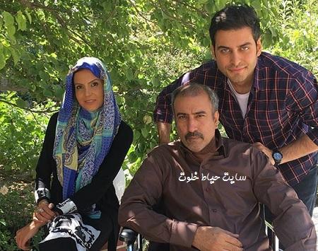 بیوگرافی احمد پور خوش بازیگر نقش محمدعلی در سریال آنام