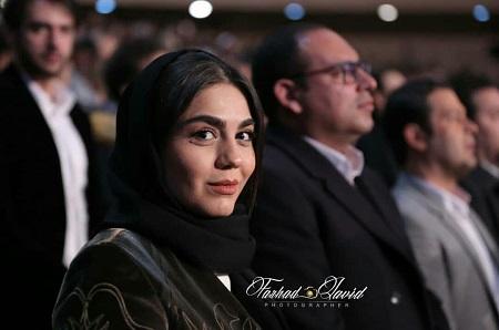 آزاده زارعی در سی و ششمین جشنواره فیلم فجر