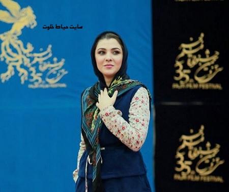 الهه پرسون در جشنواره فیلم فجر، elaheporsoon image